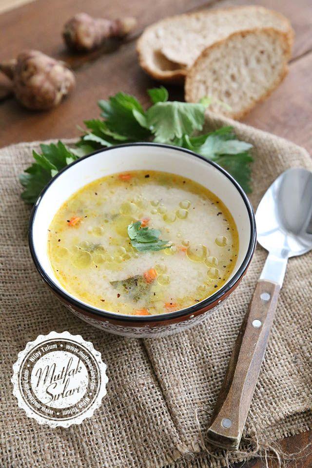 Sebze Çorbası (Terbiyeli) Tarifi | Mutfak Sırları