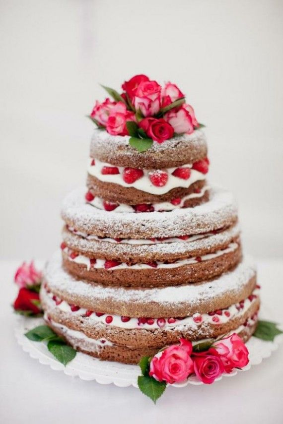 different and new kind of cake