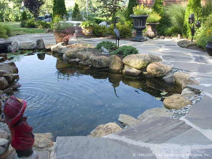 C&S Landscaping, Inc. - Water Gardens