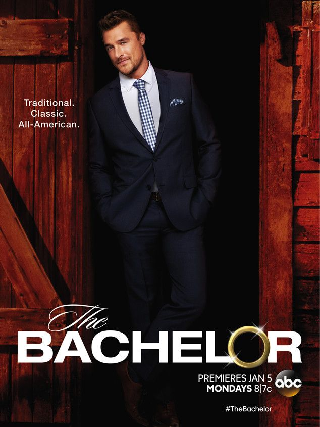 I'm a sucker...  Bet I pinned him first! Get Your Official First Look at Chris Soules on The Bachelor!  The Bachelor
