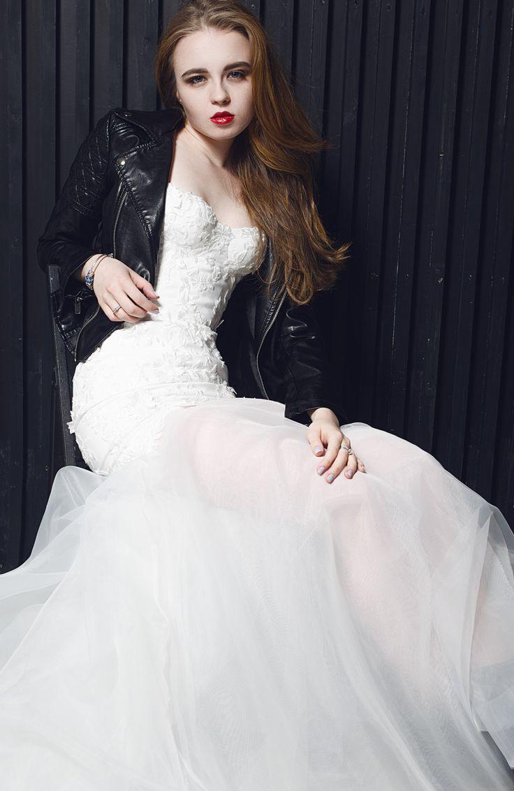 WEDDING DRESS.Свадебные платья и корсеты