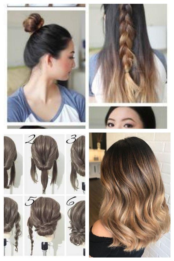 Schone Schnelle Frisuren Fur Mittleres Haar Frisuren Mittleres Schnelle Frisurenfrdieschule Frisuren Fr Haar H Hair Styles Beauty Long Hair Styles