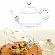 A96 250 ml 8.5 oz résistant à la chaleur verre Borosilicate théière Infuser pour vert / thé noir(China (Mainland))
