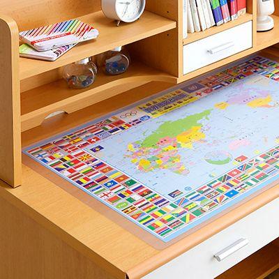 学習机におすすめなデスクマットを紹介 | 家具通販わくわくランド ...