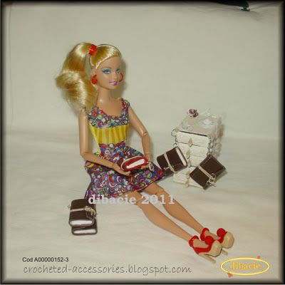 minijournals for fashion dolls or as jewelry