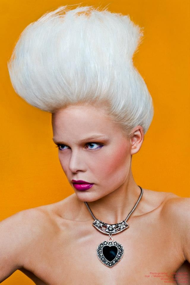 Photographer: Jade Hannah   Makeup Artis/hairt: Fanny Rätz Simonsen   Model: Nina Strauss