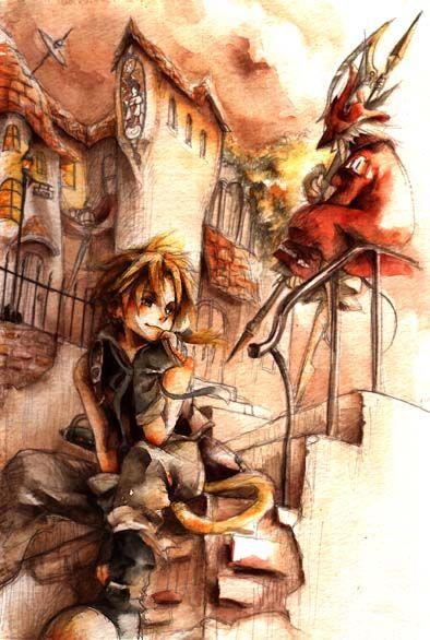 Fan-arts de Final Fantasy. - Lords of Fantasy