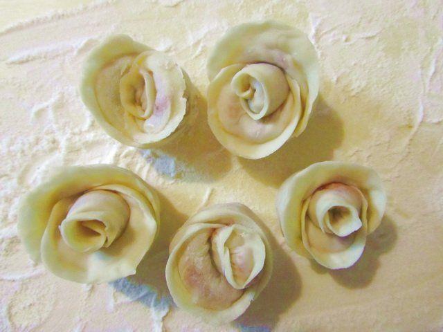 Рецепт манты Розы