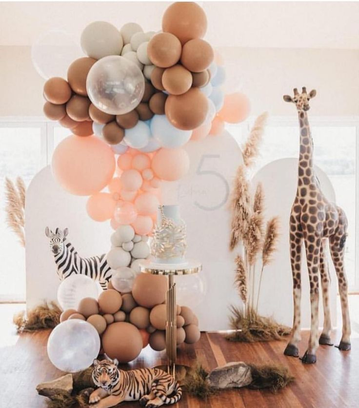 Pin on Diy kids party decorations