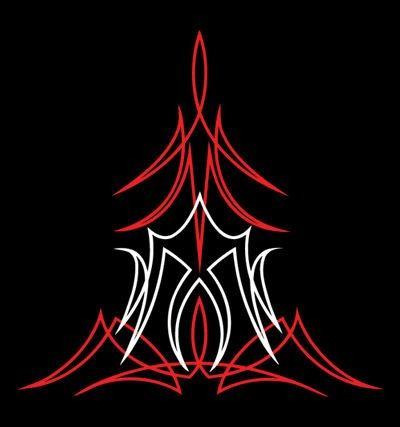 Pinstriping Decal Vinyl Pinstripe Sticker Two Colors On