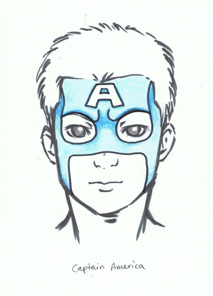 Best 25 superhero face painting ideas on pinterest hulk for Americas best paint