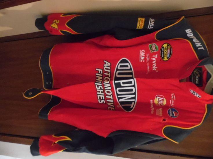 Jacket Jeff Gordon Nascar jacket | Sports Mem, Cards & Fan Shop, Fan Apparel & Souvenirs, Racing-NASCAR | eBay!