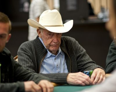 Doyle Brunson | Poker Players | PokerNews