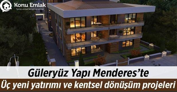 Güleryüz Yapı İzmir'de yeni projeler!