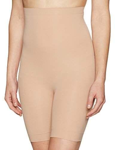 8810625299b9f Arabella Women s Seamless High-Waist Thigh Control Shapewear  Seamless High  Arabella