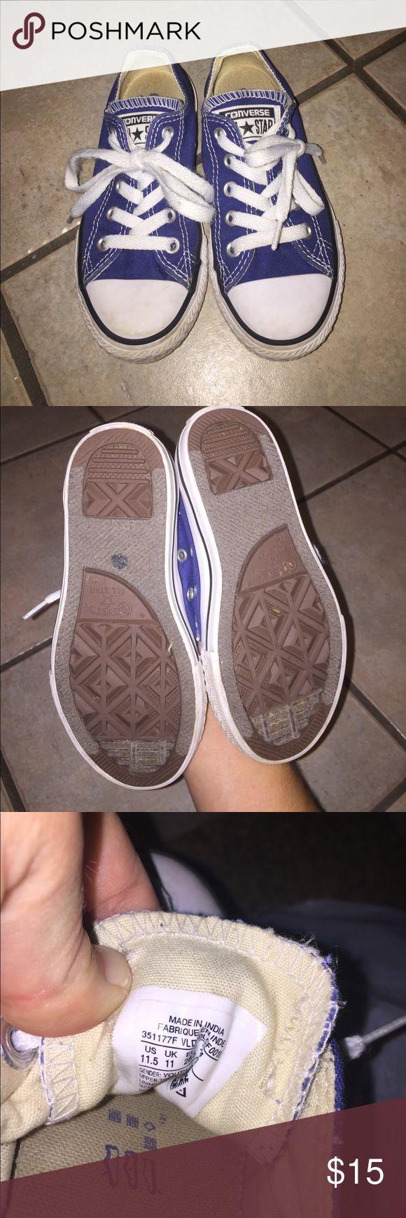 Blue Converse. Converse SkoBørn