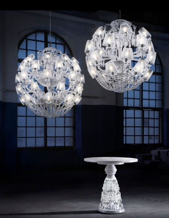 New Baccarat chandelier designed by Marcel Wanders. The Roi Soleil chandelier isu2026 : baccarat lighting - www.canuckmediamonitor.org