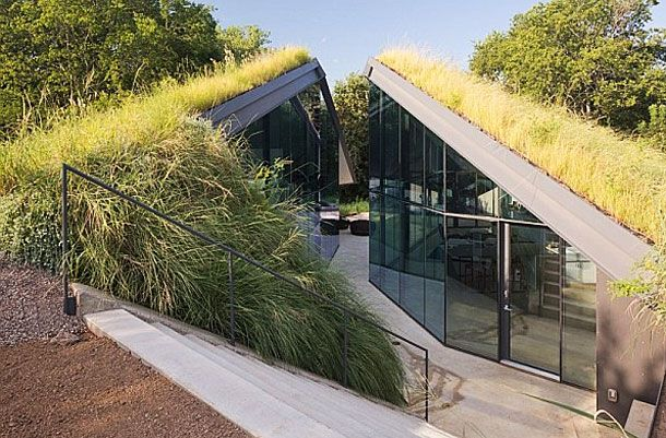 underground+homes | Underground Homes - Earth Sheltered Berm Buildings