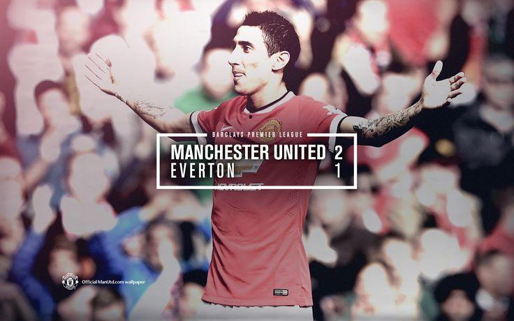 Manchester United Vs Everton 2014-2015 season