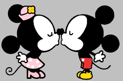 Images of Disney Cuties Mickey Mouse, Minnie, Goofy, Pluto, Donald, Daisy, Bambi, Chip and Dale, Eeyore, Winnie the Pooh, Tigger and Piglet.