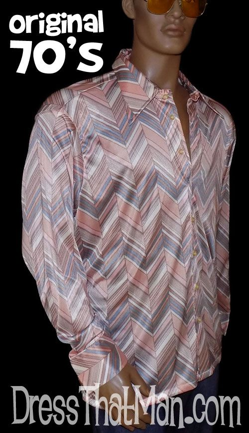 vintage mens 1970 s disco shirts on pinterest discos big men and