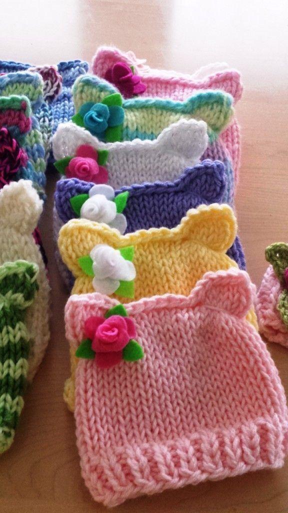 Der Neue Einfach, schöne Babyschuhe reizende gelbe Strickbooties zu machen, die…