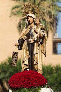 Spe Deus: Nossa Senhora do Carmo (festa, no Brasil)                                                                                                                                                                                 Mais