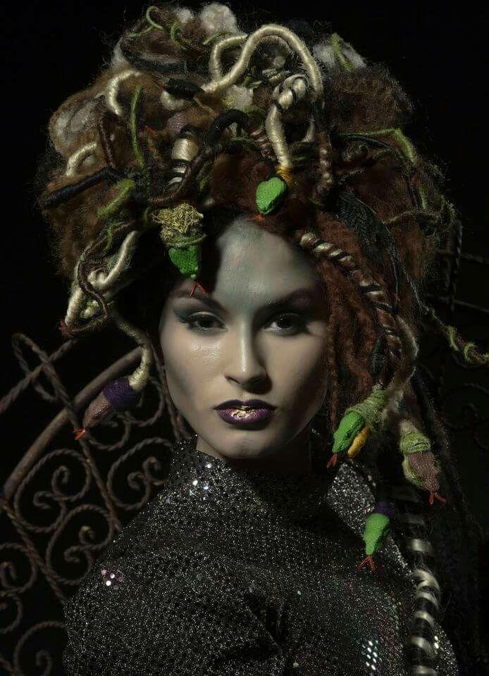 medusa hair costume 40 best project medusa images on pinterest ancient