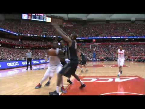Highlights   Syracuse Orange vs. Pittsburgh. Highlights from the Syracuse men's basketball team's 65-61 loss to Pittsburgh at the Carrier Dome on Feb. 21, 2015.