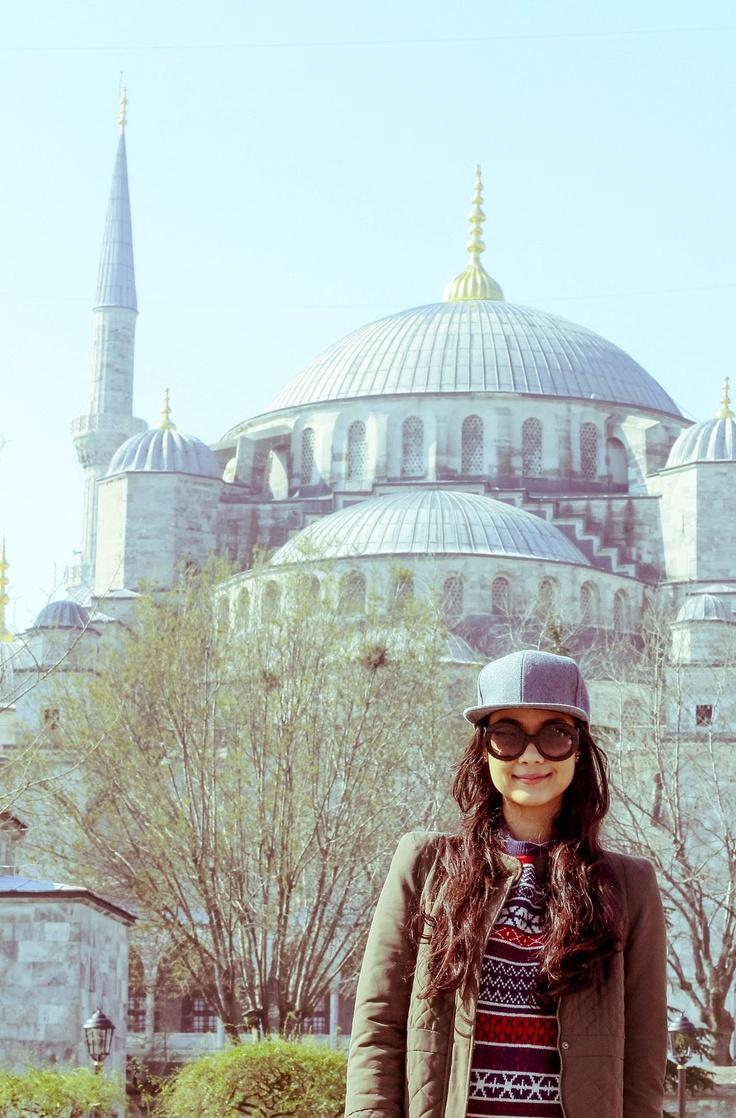 Look post - Istanbul