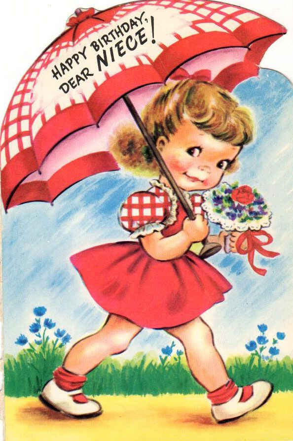 niecebirthdayumbrella_15604421554_o birthday vintage