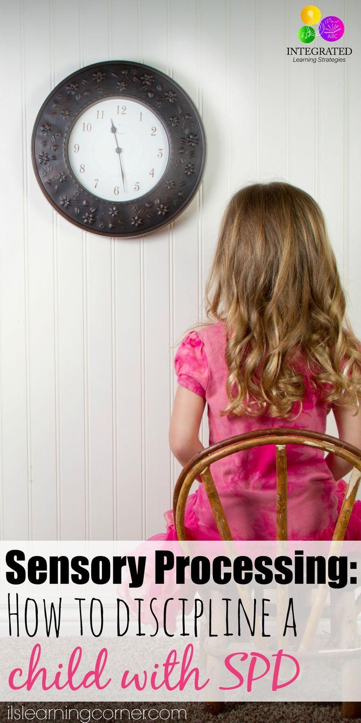 Sensory Processing: Why is Disciplining my Sensory Child so Hard? | ilslearningcorner.com