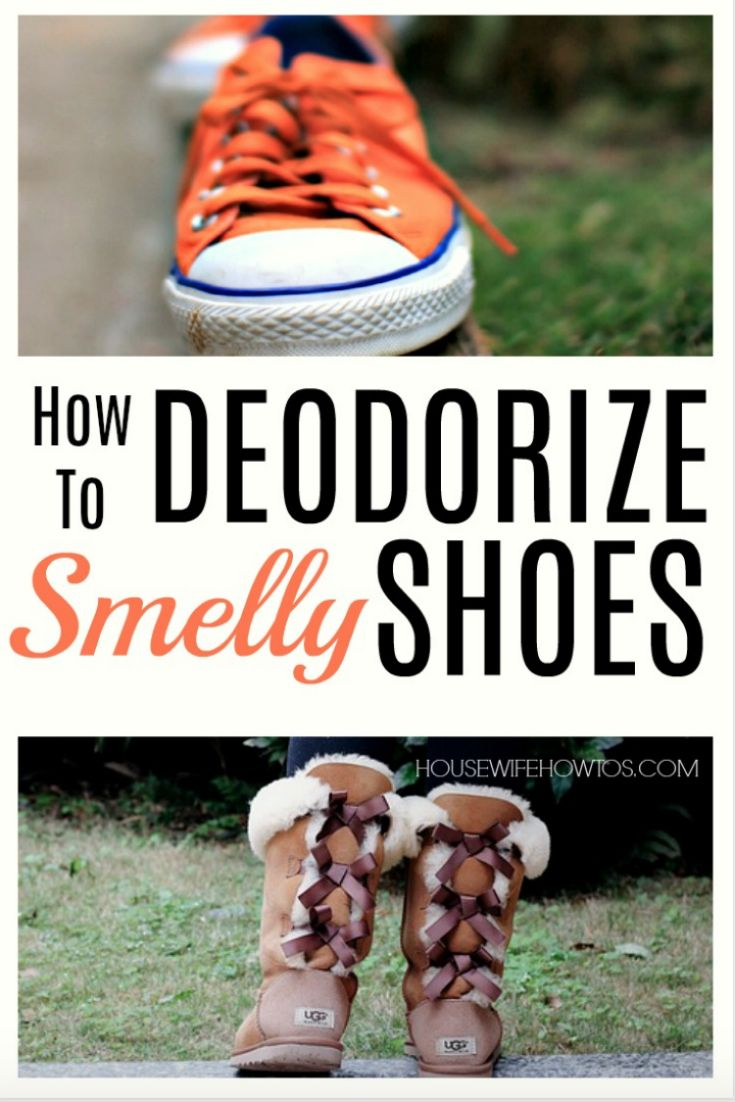 61da955e3 How to Deodorize Smelly Shoes - These work in any kind of shoe