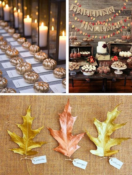 Five Reasons Why Fall Weddings Are The Way To Go