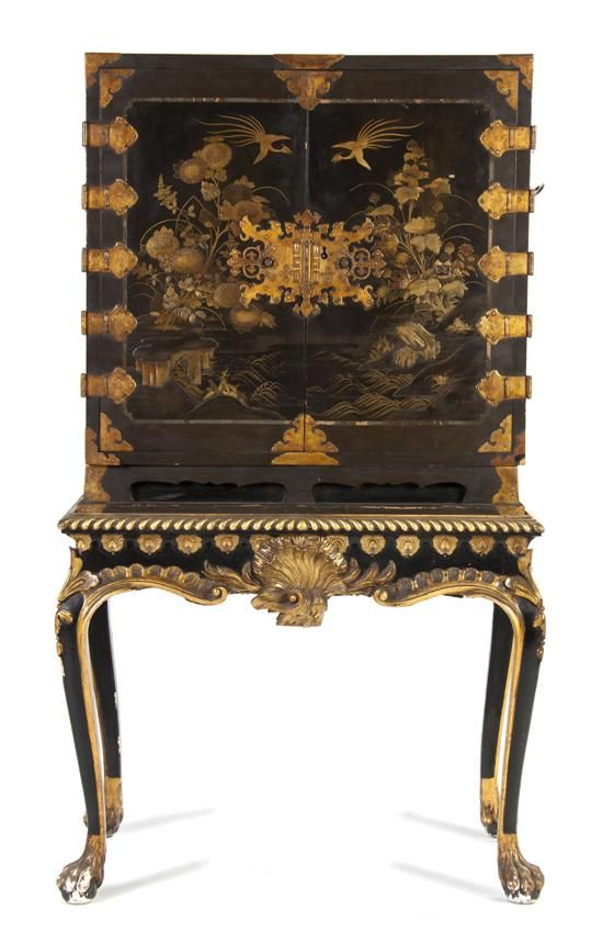10 best images about antique furniture style louis xiv for Antique baroque furniture