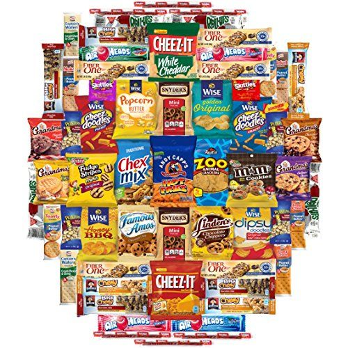 Snacks Gift Care Package Variety Assortment 65 Count *** You can find more details by visiting the image link-affiliate link. #GourmetPopcorn