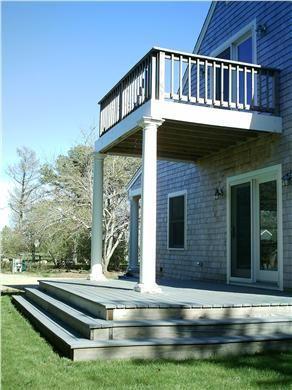 second story decks off masterbedroom | ... rental - Deck off living room and 2nd floor deck off master bedroom