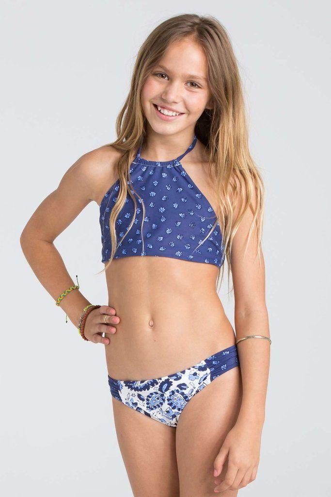 27a362ab84 Billabong Girls - Penny Lane Reversible Bikini