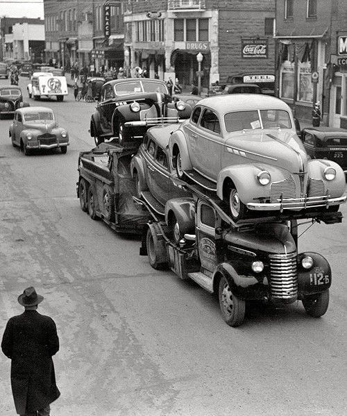 Car Dealerships From Past: 227 Best Old Car Dealerships Images On Pinterest