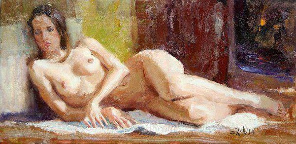 Eric Wallis Muy espresiva esa figura humana femenina.