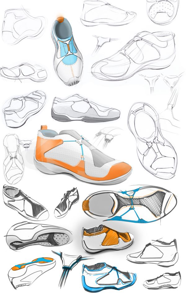 SmartFit shoe ideation