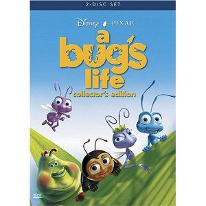 A Bug's Life (Two-Disc Collector's Edition) http://www.amazon.com/Bugs-Life-Two-Disc-Collectors/dp/B00007LVCM/ref=sr_1_9?s=movies-tv=UTF8=1346130830=1-9=finding+nemo