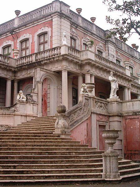 Palacio Queluz Robillion, Portugal