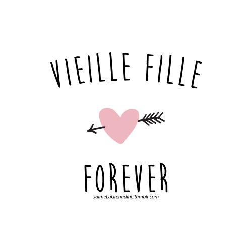 Vieille fille forever - #JaimeLaGrenadine >>>...