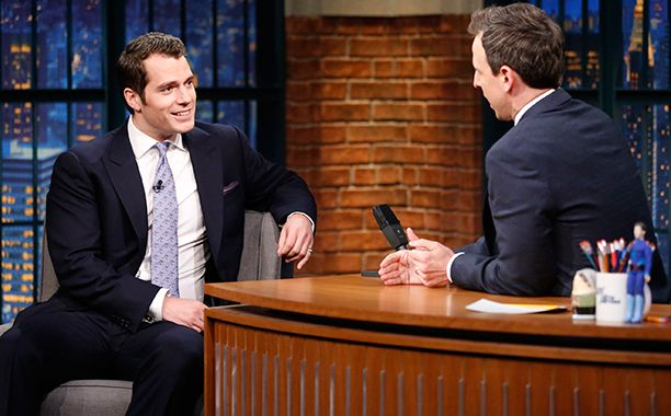 Superman has changed a lot between Man of Steel and Batman v Superman: Dawn of Justice. The widespread destruction of Metropolis has affected the character, reminding him of the heavy responsibility that comes with such power. But there are some more subtle differences as well. Star Henry Cavill explained to Seth Meyers on Tuesday that the Batman v Superman suit is now a lot easier to change in and out of, per his request.
