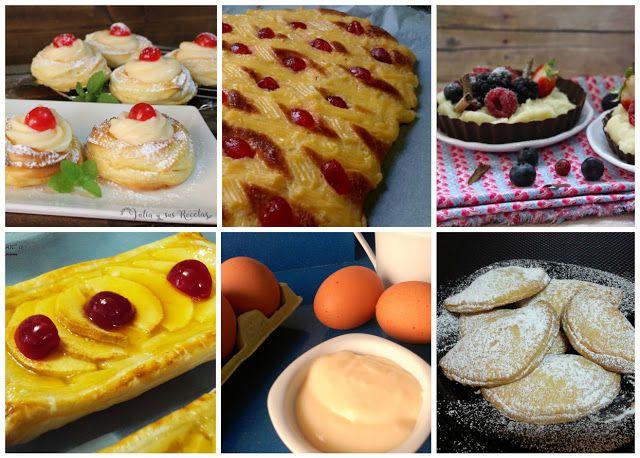 Crema Pastelera en 3 Minutos - Cocina A Buenas Horas