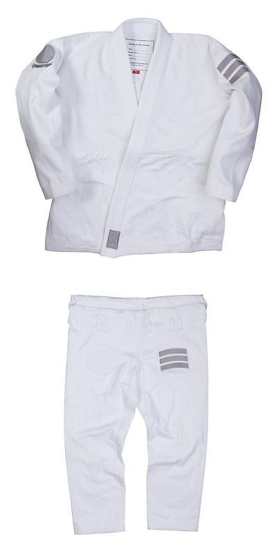 Other Combat Sport Clothing 73988: Shoyoroll Batch #39 Heavy Duty A3 White ***Bnib*** Bjj Kimono -> BUY IT NOW ONLY: $450 on eBay!