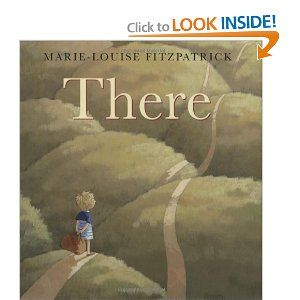 "Read the book ""There"" to help students create their overall goals for the school year."