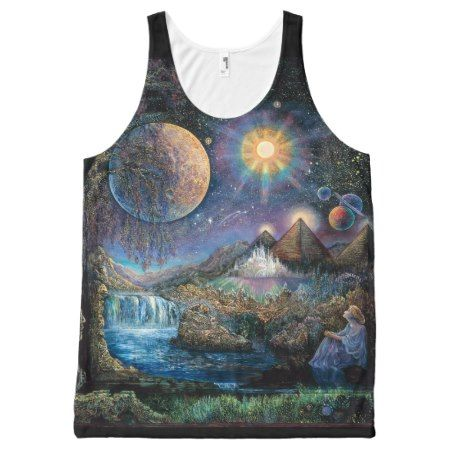Doorway to the Stars Tank Top - tap to personalize and get yours