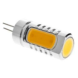 dimmable g4 led acdc 12v cob light 6w high quality cob lamp bulb